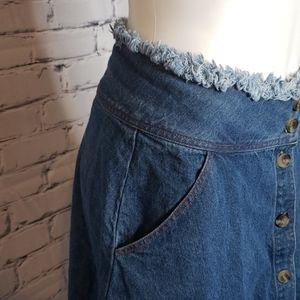 mo : vint Skirts - Mo:vint Bluejean Skirt